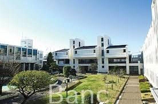 中古マンション-横浜市鶴見区上の宮2丁目 私立横浜商科大学 徒歩40分。 3140m