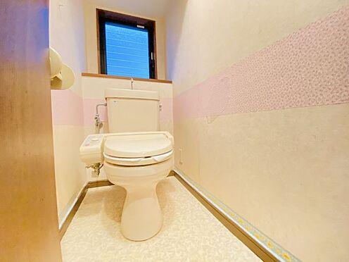 中古一戸建て-大野城市若草1丁目 温水背洗浄機能付きトイレ!