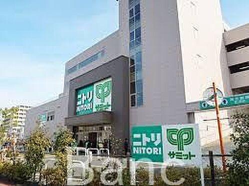 中古マンション-大田区西糀谷3丁目 ニトリ大田大鳥居店 徒歩5分。 350m