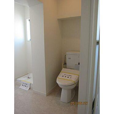 区分マンション-世田谷区若林2丁目 トイレ