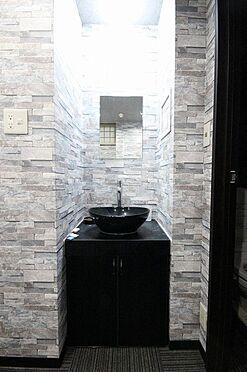ビル(建物全部)-名古屋市中区新栄1丁目 5階1号室 洗面台 2020年1月リフォーム済 現況用途:オーナー客人宿泊部屋