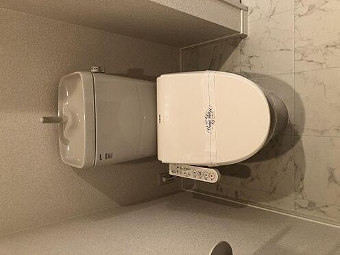 マンション(建物一部)-福岡市東区箱崎1丁目 トイレ