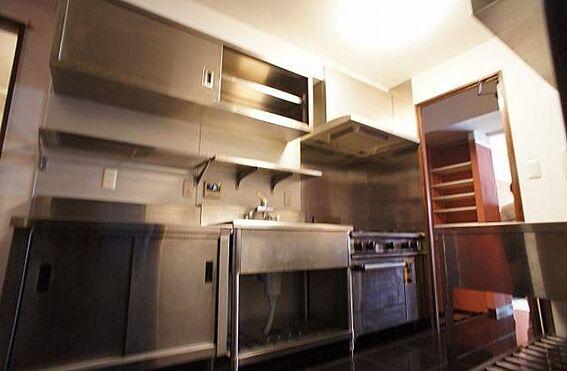 マンション(建物一部)-中央区新富2丁目 キッチン