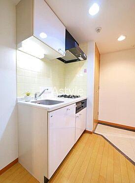 マンション(建物一部)-渋谷区富ヶ谷2丁目 キッチン