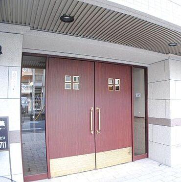 マンション(建物一部)-大阪市北区同心1丁目 オシャレなエントランス。