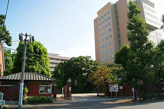 一棟マンション-新宿区戸山3丁目 【大学】日本女子大学(目白キャンパス)まで1784m