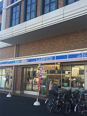 土地-坂戸市日の出町 ローソン坂戸駅店(155m)