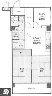 マンション(建物一部)-台東区根岸3丁目 間取り