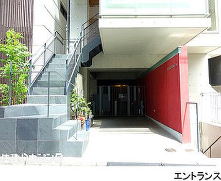 店舗(建物一部)-港区麻布十番2丁目 玄関