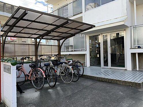 中古マンション-豊田市栄町6丁目 敷地内には駐輪場もございます。