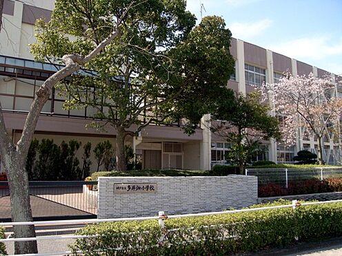 中古マンション-神戸市須磨区友が丘1丁目 神戸市立多井畑小学校