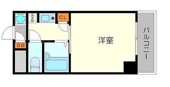 マンション(建物一部)-大阪市淀川区東三国1丁目 バス・トイレ別