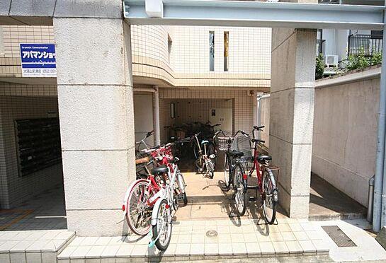 マンション(建物一部)-名古屋市昭和区元宮町3丁目 共用部 駐輪場 2019.8月