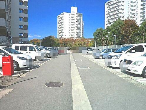中古マンション-大阪市東淀川区井高野1丁目 駐車場