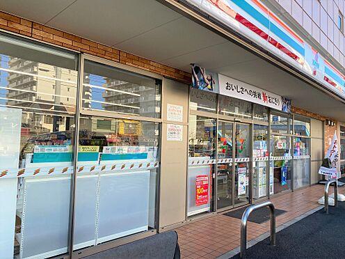 中古マンション-横浜市中区本牧町2丁目 セブンイレブン小港町一丁目店まで徒歩7分(約500m)です。