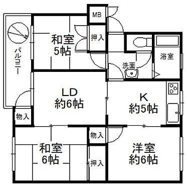 マンション(建物一部)-神戸市垂水区神陵台4丁目 嬉しい南向きバルコニー