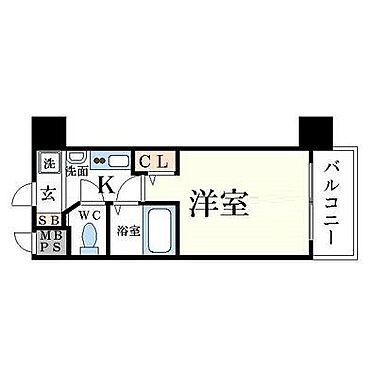 マンション(建物一部)-神戸市中央区加納町3丁目 2点セパレートで清潔感あり。