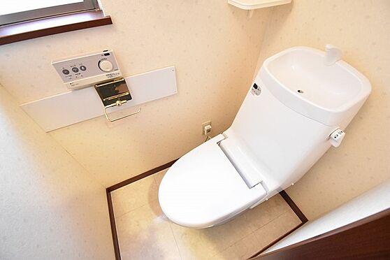 中古一戸建て-江東区東陽5丁目 トイレ