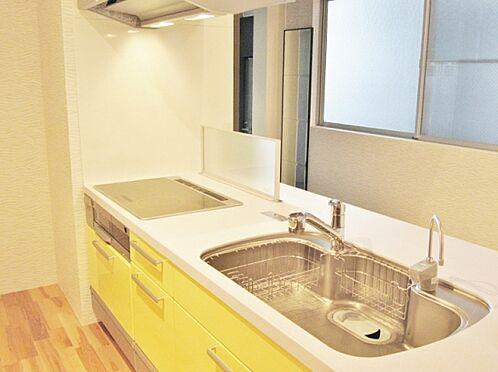 アパート-戸田市南町 キッチン