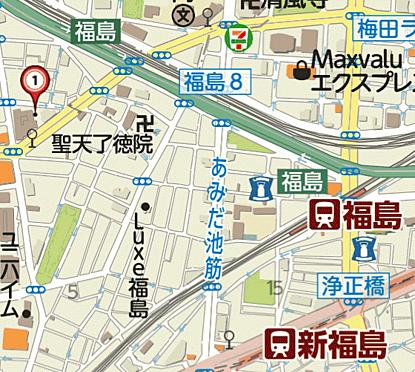 マンション(建物一部)-大阪市福島区鷺洲4丁目 その他