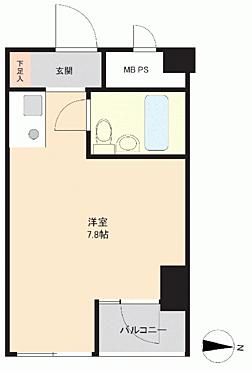マンション(建物一部)-大阪市淀川区西中島7丁目 間取り