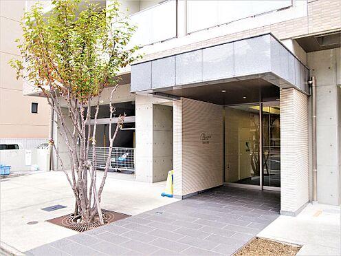 マンション(建物一部)-名古屋市千種区今池4丁目 共用部 清掃の行き届いたエントランス 管理体制良好です。H30.12月