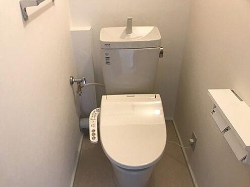中古マンション-神戸市須磨区神の谷7丁目 トイレ