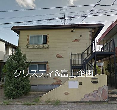 アパート-富里市日吉台 外観