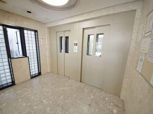 区分マンション-大阪市都島区都島南通2丁目 エレベーター複数基あり