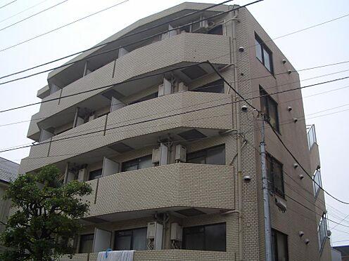 マンション(建物一部)-目黒区柿の木坂1丁目 東側(バルコニー面)のマンション画像です