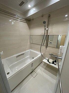 区分マンション-中央区日本橋大伝馬町 浴室乾燥機付ユニットバス