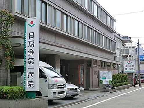 アパート-目黒区大岡山1丁目 日扇会第一病院