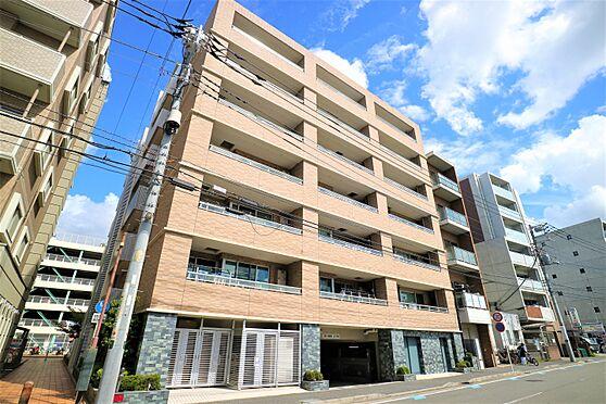 中古マンション-横浜市都筑区葛が谷 西側建物外観
