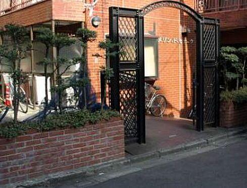 マンション(建物一部)-新宿区大京町 メゾンドモナーク・ライズプランニング