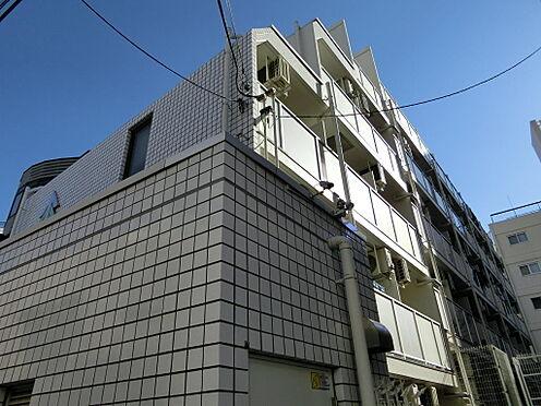 マンション(建物一部)-渋谷区代々木3丁目 西側からのマンション画像