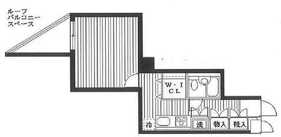 マンション(建物一部)-港区白金台3丁目 間取り