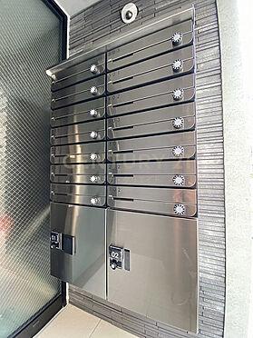 マンション(建物全部)-板橋区坂下2丁目 メールボックス・宅配ボックス