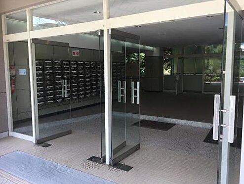 マンション(建物一部)-神戸市東灘区住吉台 広々としたエントランス
