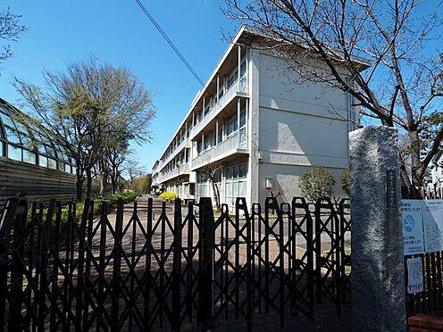 土地-千葉市花見川区朝日ケ丘5丁目 畑小学校 約650m