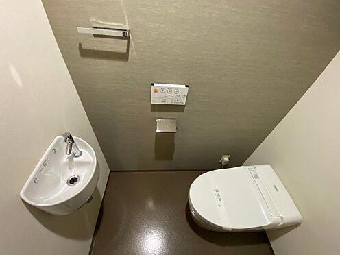 中古マンション-中央区日本橋小舟町 トイレ