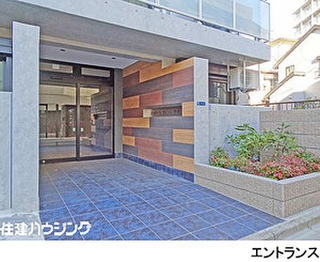 マンション(建物全部)-北区田端新町3丁目 玄関
