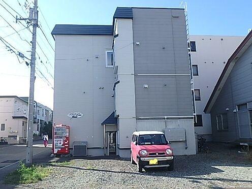 アパート-札幌市白石区栄通13丁目 敷地内駐車場全体図
