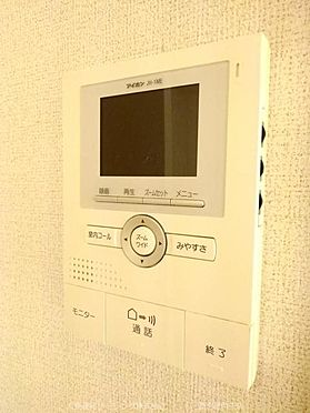 アパート-荒尾市増永 102号室インターホン