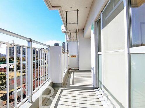中古マンション-荒川区南千住8丁目 ひあたり、風通しのいいバルコニー