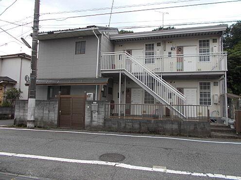 アパート-八王子市東浅川町 外観
