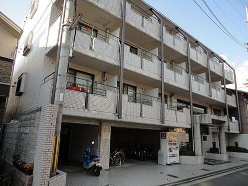 マンション(建物一部)-京都市上京区姥ケ北町 爽やかな外観です