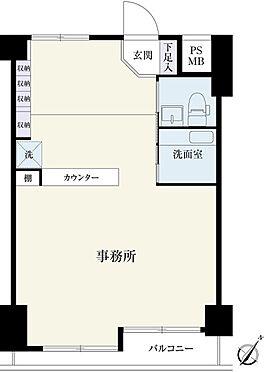 店舗・事務所・その他-豊島区南大塚3丁目 間取り