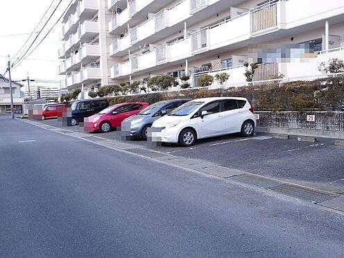 中古マンション-大和高田市中今里町 駐車場