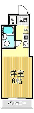 マンション(建物一部)-横須賀市佐原4丁目 間取り