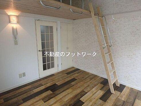 アパート-世田谷区羽根木2丁目 洋室